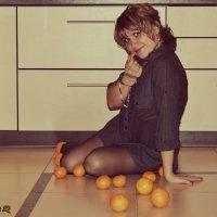 Оранжевое настроение :: Ирина Малинина