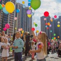 Открытие детского сада :: Эльвина Доронина