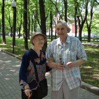70 лет вместе. :: Oleg4618 Шутченко
