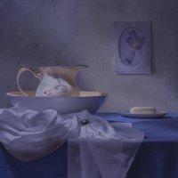 С кувшином и мылом :: Светлана Л.