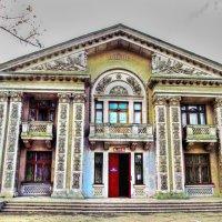 дом, который построил ВЦСПС :: Александр Корчемный
