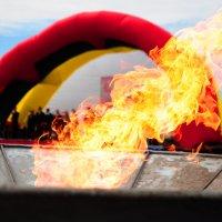 Олимпийский огонь :: Антон Бояркеев
