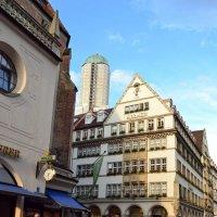 Прогулка по Мюнхену :: Ольга