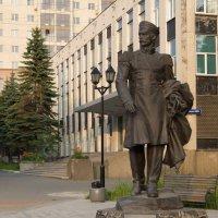 Памятник Г.И.Невельскому :: Андрей Макарченко