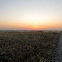 Дорога на край света :: Marina Timoveewa