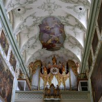 Зальцбург, орган церкви Св.Петра :: Lüdmila Bosova (infra-sound)