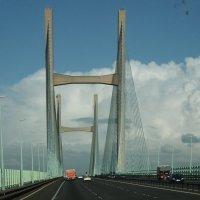 Мост через реку Северн :: Natalia Harries