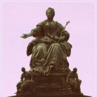 Памятник Марии Терезии (фрагмент). :: Elena Izotova