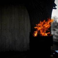 Пламя.. :: Emily Rose