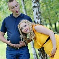 Оля и Сергей :: Katerina Lesina