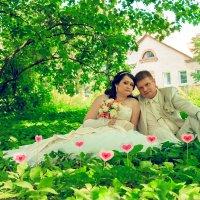 Самое большое счастье в жизни-это уверенность, что тебя любят! :: Ярина Шевченко