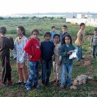 Деревенские дети. Марокко :: Марина Бушуева