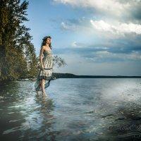 Прогулки по воде :: Ксения Супрун