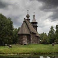 Под свинцовым небом :: Андрей Вигерчук