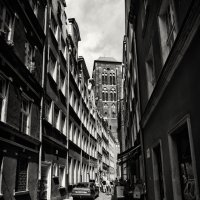 Old city :: Максим Шинкаренко