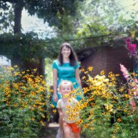 Хорошо в деревне летом! :: Anna Lipatova