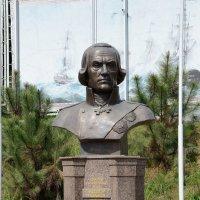 Памятник Феодору Ушакову :: Александр