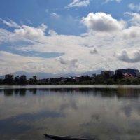 Батумское озеро :: Наталья Джикидзе (Берёзина)