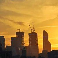 На закате :: Анастасия Смирнова