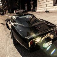 Chevrolet Corvette :: Aleksandr Zubarev