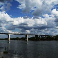 мост через оку :: Вадим Виловатый