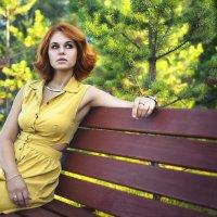 Рыжеволосая красавица...! :: Яна Ковшова