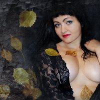 Осенний блюз. :: Елена Прихожай