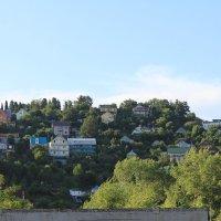Дома в горах :: Елена Серопегина