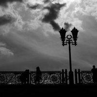 на мосту :: Александра Кондакс