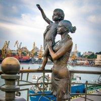 Жена моряка :: Александр Якуба