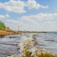 Волнения на Волге :: Дмитрий Тарарин