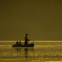 На рыбалке :: Вадим Губин