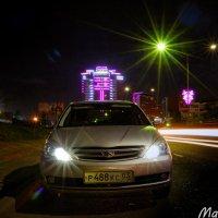 Toyota Allion :: Максим Мальцев