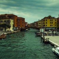 Венеция. Погода ухудшилась. :: Александр Белоглазов