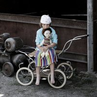 Сельское ретро :: Вера Шамраева