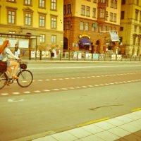 старый, добрый Стокгольм :: Алексей Кошелев