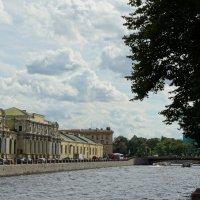 Река Фонтанка. :: Владимир Гилясев