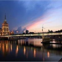 Предгрозовой закат :: Виктория Иванова