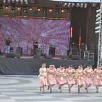 Народный танец. :: zoja