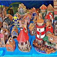 Прусские домики. :: Валерия Комова