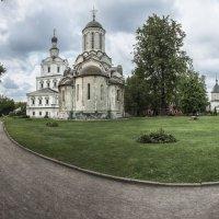 Спасо-Андроников монастырь :: Борис Гольдберг
