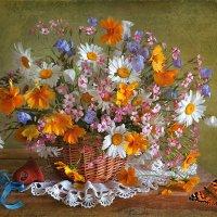 Праздник цветов! Подарок для Наташи (Bosanat ) :: Алла Шевченко