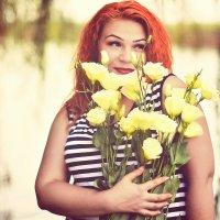 Дарите женщине цветы ... :: Ксения Заводчикова