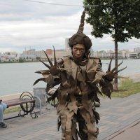Шурале - герой татарской сказки :: Кэтрин Ли