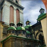 Львовские храмы... :: Юрий Гординский