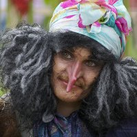 Бабушка Яга :: Николай Кандауров