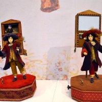 Старинные куклы. :: Елена