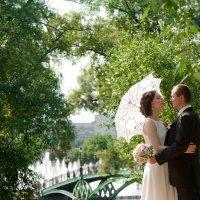 Свадебная прогулка :: Наталья Борисова