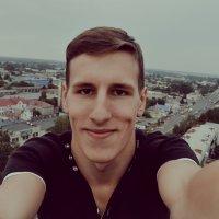 mega SELFI :: Александр Олейник