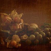 Физалис и виноград 2 :: анна нестерова
